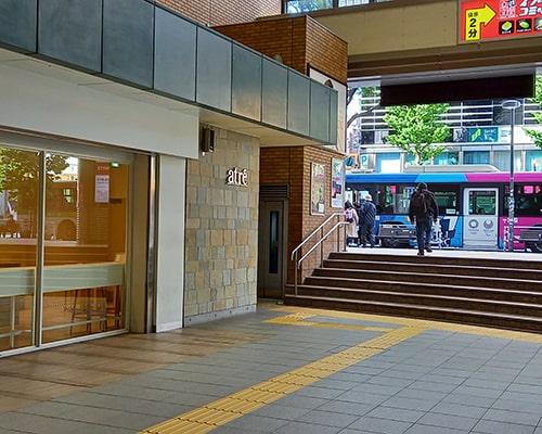 恵比寿院 JR線からの行き方02