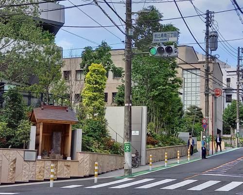 恵比寿院 日比谷線からの行き方05